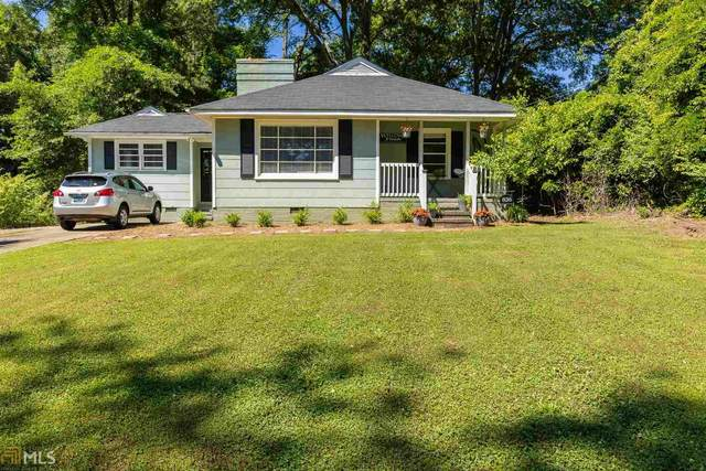 836 Mclaurin, Griffin, GA 30224 (MLS #8975595) :: Crest Realty