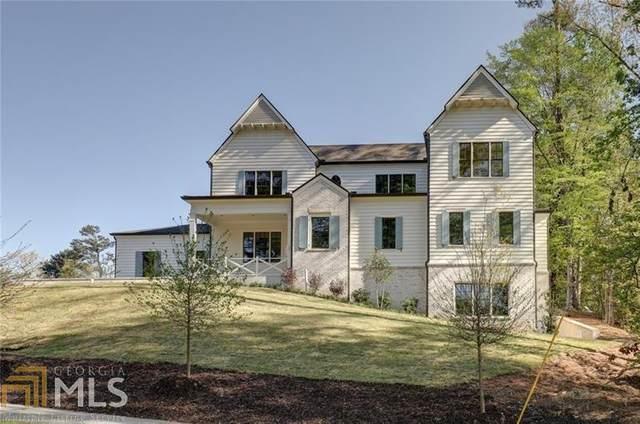 995 Battle Creek Way, Atlanta, GA 30327 (MLS #8975637) :: Crown Realty Group