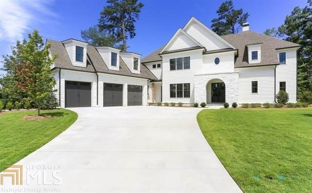 1006 Battle Creek Way, Atlanta, GA 30327 (MLS #8975638) :: Crown Realty Group