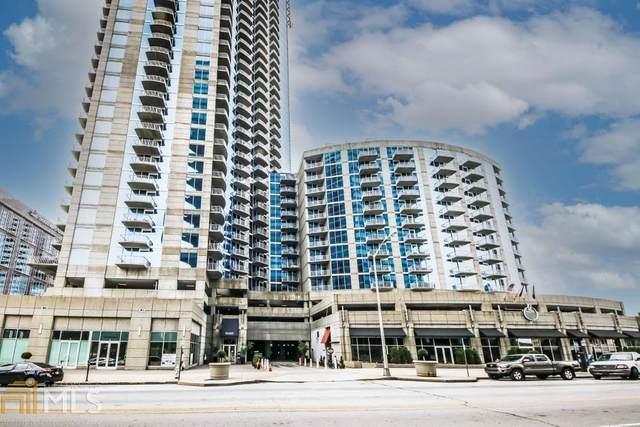 400 W Peachtree Street #1303, Atlanta, GA 30308 (MLS #8975705) :: Crown Realty Group