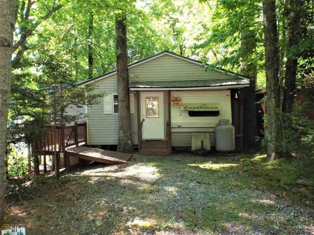40 Beaver Pt D33, Cleveland, GA 30528 (MLS #8975805) :: Athens Georgia Homes