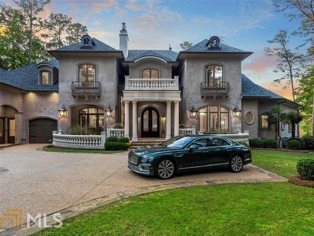 1200 Parrotts Cove Rd, Greensboro, GA 30642 (MLS #8975833) :: Buffington Real Estate Group