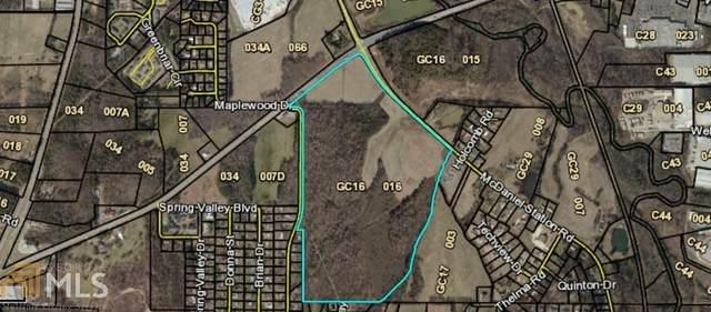 0 Mcdaniel Station Rd, Calhoun, GA 30701 (MLS #8975839) :: Military Realty