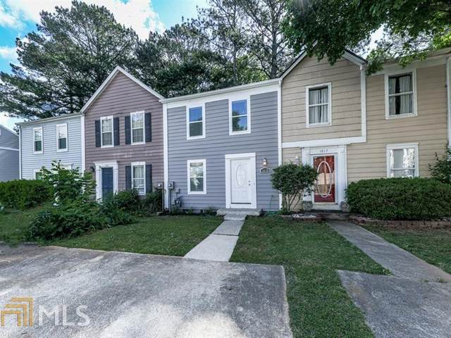 1819 Cumberland Valley Place, Smyrna, GA 30080 (MLS #8975858) :: Crown Realty Group