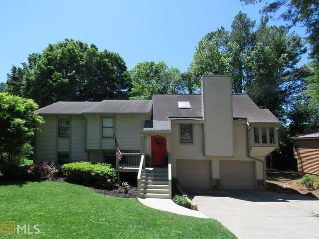 717 Polk Street, Marietta, GA 30064 (MLS #8975869) :: AF Realty Group