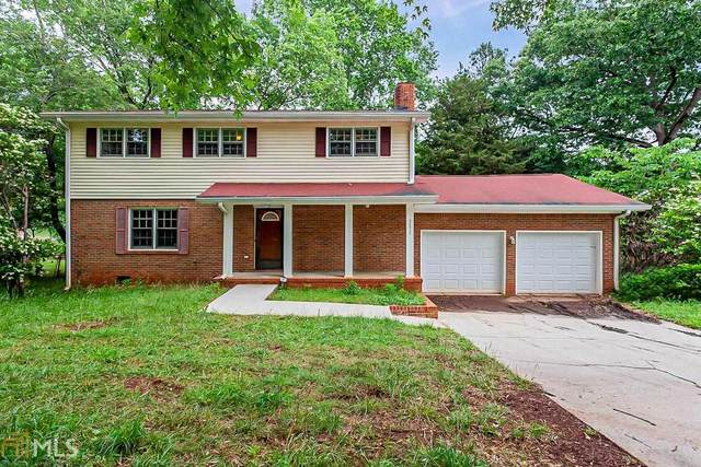 3872 Flakes Mill, Decatur, GA 30034 (MLS #8975909) :: Crown Realty Group