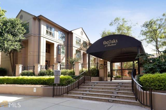 3475 Oak Valley Rd #130, Atlanta, GA 30326 (MLS #8975920) :: Crown Realty Group