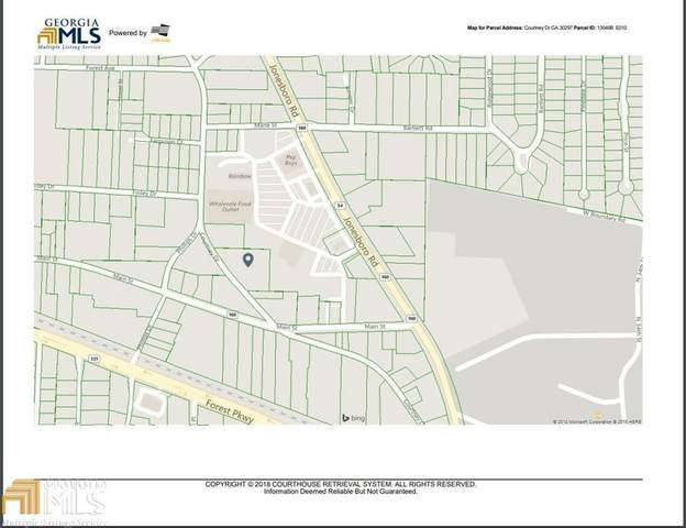 0 Courtney, Forest Park, GA 30297 (MLS #8975954) :: Athens Georgia Homes