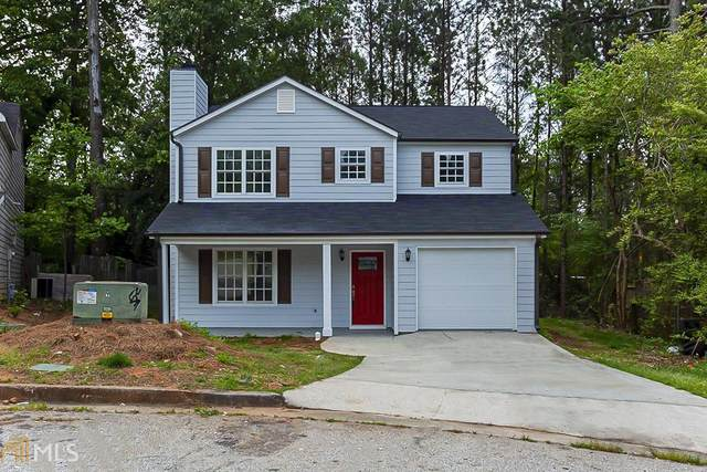 5493 Orchard, Stone Mountain, GA 30083 (MLS #8976109) :: Crown Realty Group