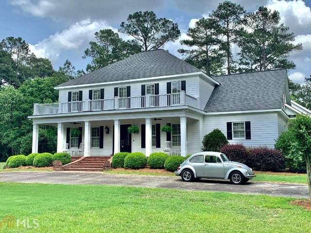 122 S South Forty, Americus, GA 31709 (MLS #8976125) :: Scott Fine Homes at Keller Williams First Atlanta