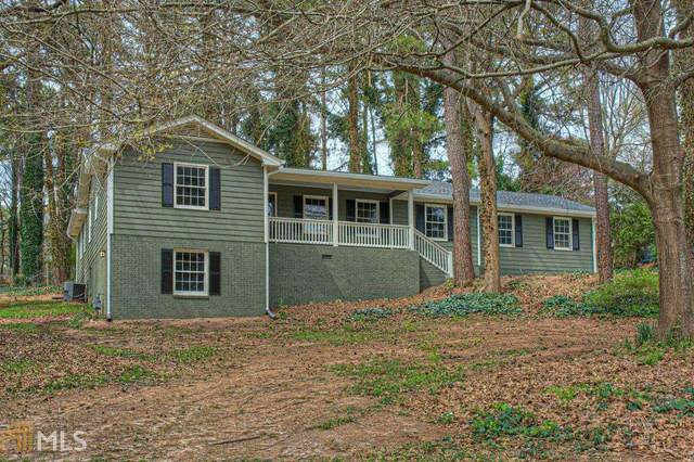 3203 Crossing Drive, Snellville, GA 30078 (MLS #8976157) :: Crown Realty Group