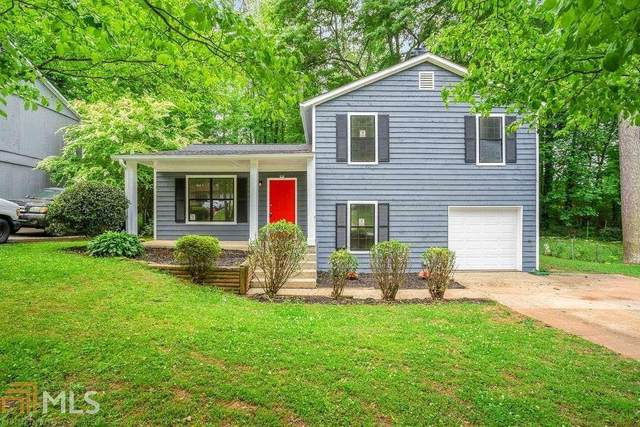 5085 S Woodbridge Trl, Stone Mountain, GA 30088 (MLS #8976177) :: Crown Realty Group