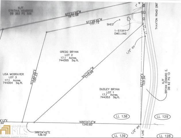 0 Thaxton Rd, Franlin, GA 30217 (MLS #8976275) :: RE/MAX Eagle Creek Realty