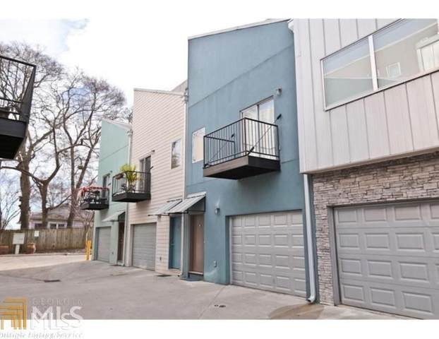 110 Moreland Ave B, Atlanta, GA 30316 (MLS #8976279) :: Buffington Real Estate Group