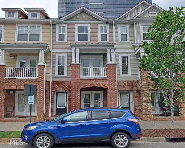 217 16Th St #2, Atlanta, GA 30363 (MLS #8976297) :: Team Cozart