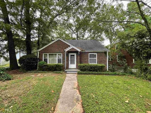 286 Sisson Ave, Atlanta, GA 30317 (MLS #8976309) :: Perri Mitchell Realty