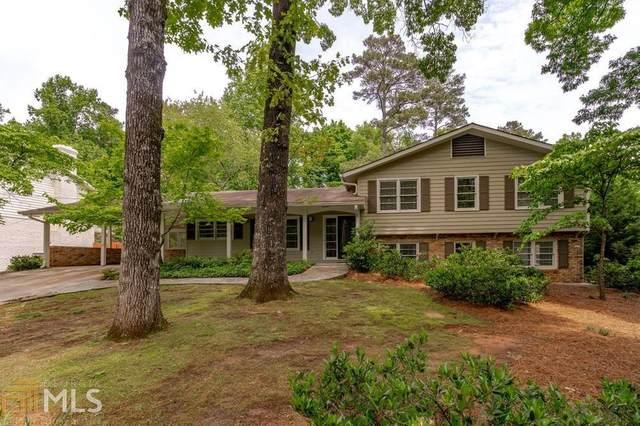 6605 Williamson Drive Ne, Atlanta, GA 30328 (MLS #8976447) :: Crown Realty Group