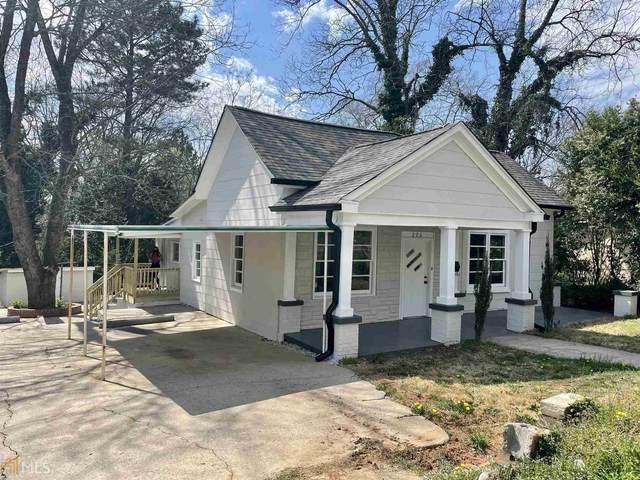 226 Vine St, Athens, GA 30601 (MLS #8976492) :: Savannah Real Estate Experts