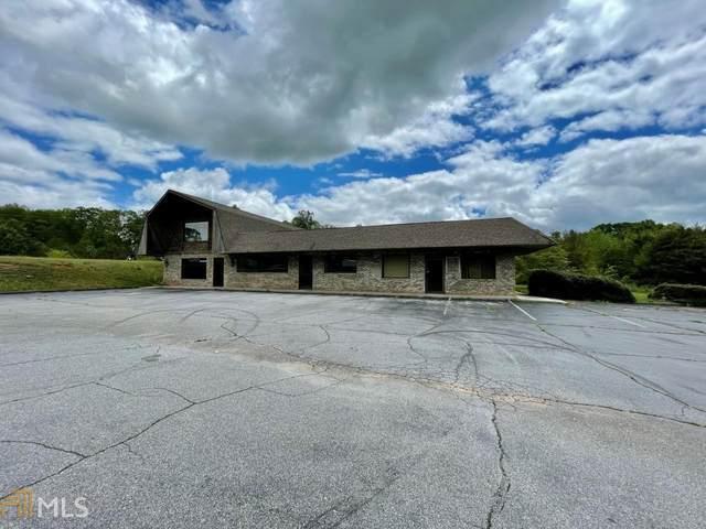 112 Professional Rd, Blue Ridge, GA 30513 (MLS #8976549) :: Perri Mitchell Realty