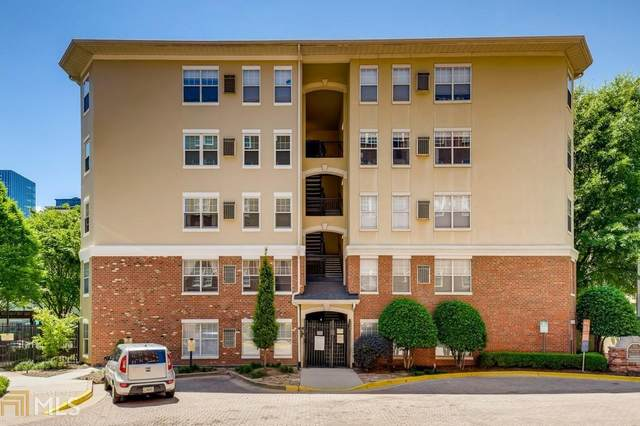 800 Peachtree St #1119, Atlanta, GA 30308 (MLS #8976577) :: Team Cozart