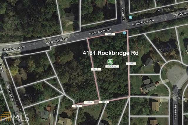 4181 Rockbridge Rd, Stone Mountain, GA 30083 (MLS #8976709) :: Perri Mitchell Realty