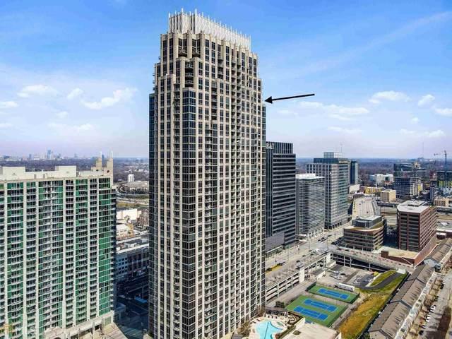 270 NW 17Th St #4101, Atlanta, GA 30363 (MLS #8976723) :: Bonds Realty Group Keller Williams Realty - Atlanta Partners