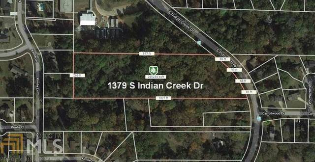 1379 S S Indian Creek Dr, Stone Mountain, GA 30083 (MLS #8976724) :: Keller Williams