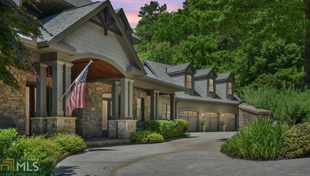 16 Oakside Trl, Cartersville, GA 30121 (MLS #8976762) :: Crown Realty Group