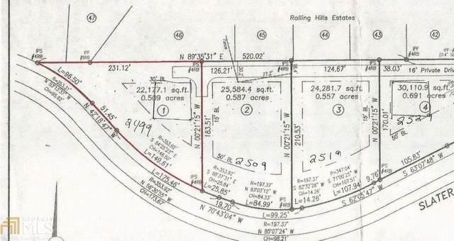2499 Slater Mill Rd, Douglasville, GA 30135 (MLS #8976803) :: Houska Realty Group