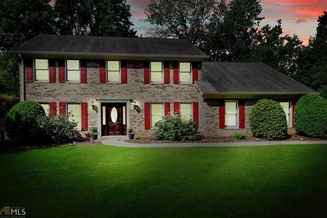 525 Saddle Creek Cir, Roswell, GA 30076 (MLS #8976843) :: Crown Realty Group