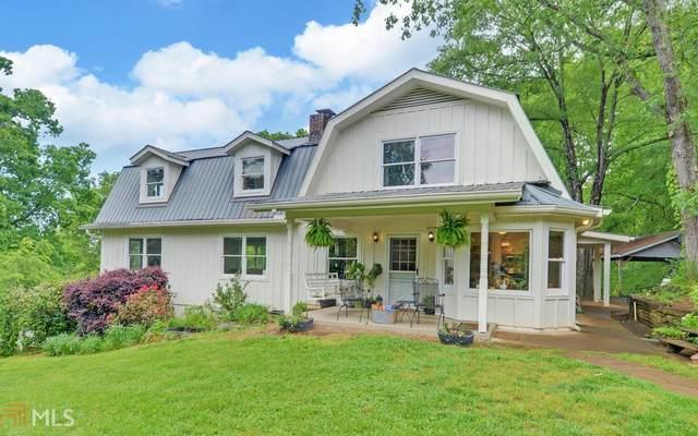 4861 Glade Farm Rd, Gainesville, GA 30506 (MLS #8976979) :: Rettro Group