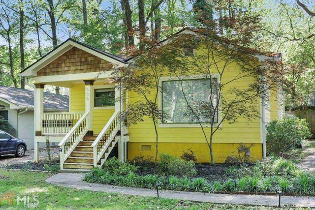 556 Parker Ave, Decatur, GA 30032 (MLS #8977004) :: Perri Mitchell Realty