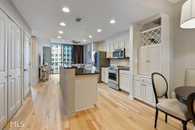 3040 Peachtree Rd #1214, Atlanta, GA 30305 (MLS #8977141) :: Team Cozart