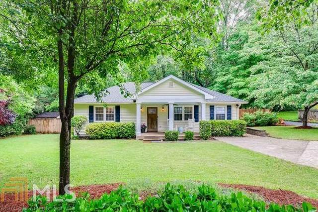 1903 Claremont Street Nw, Atlanta, GA 30318 (MLS #8977142) :: Team Cozart