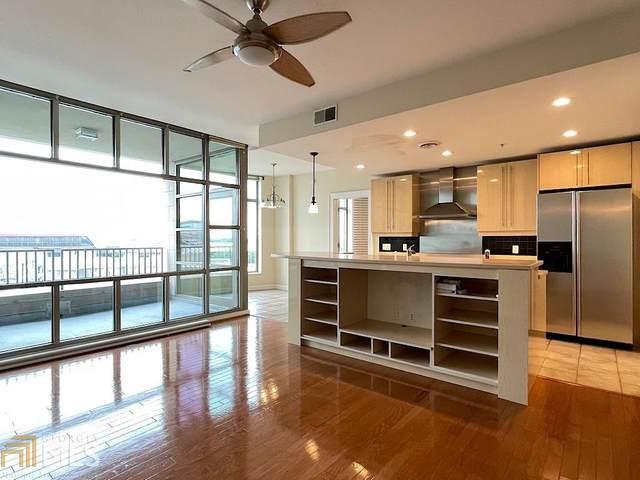 250 Park Avenue West #801, Atlanta, GA 30313 (MLS #8977186) :: Athens Georgia Homes