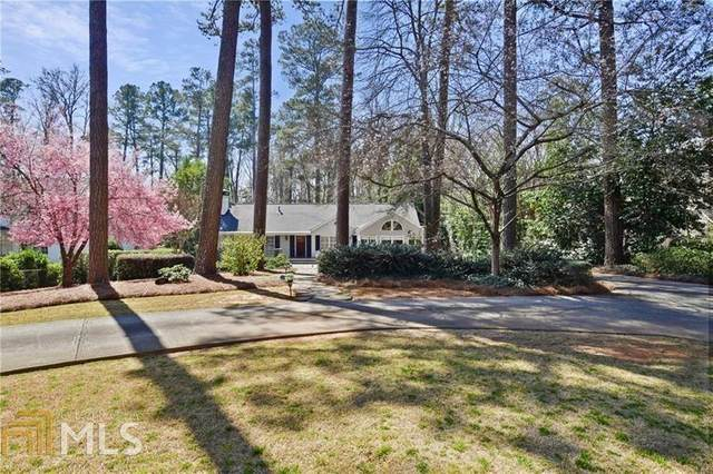 4114 Club Dr, Atlanta, GA 30319 (MLS #8977193) :: Team Cozart
