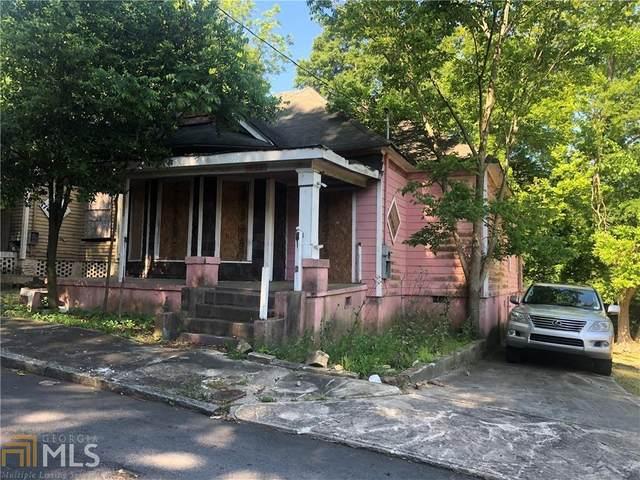 452 NW Andrew J Hairston Place, Atlanta, GA 30318 (MLS #8977202) :: Perri Mitchell Realty
