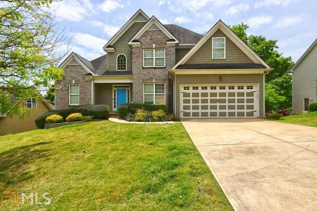 136 Puckett Creek Dr, Canton, GA 30114 (MLS #8977311) :: RE/MAX Eagle Creek Realty