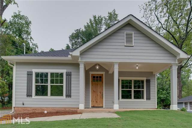 1822 Chapman Ave, East Point, GA 30344 (MLS #8977317) :: Crown Realty Group
