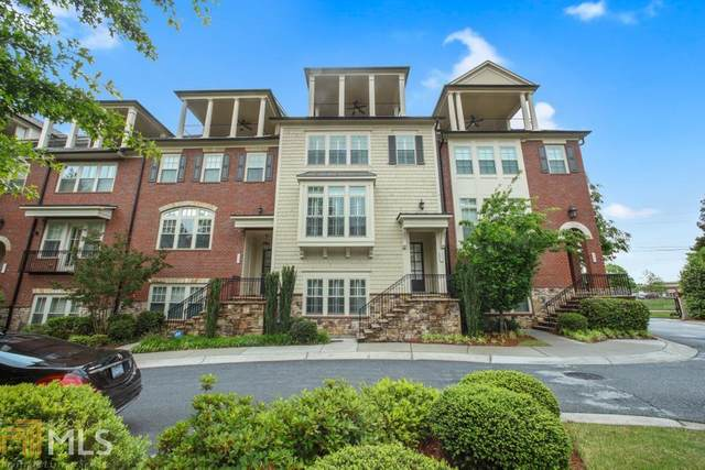 4091 Thorndale Lane Se #12, Smyrna, GA 30080 (MLS #8977349) :: The Realty Queen & Team