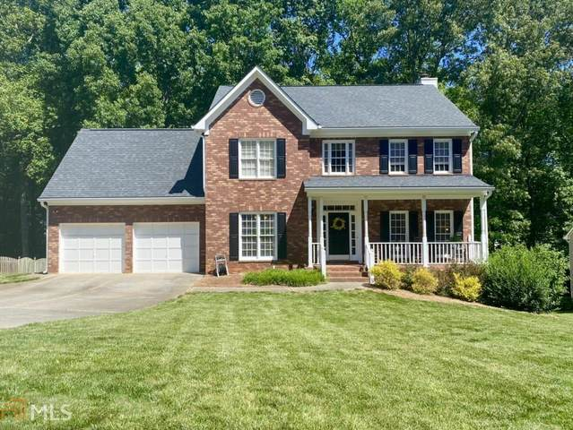 2677 Forest Meadow Ln, Lawrenceville, GA 30043 (MLS #8977445) :: Perri Mitchell Realty