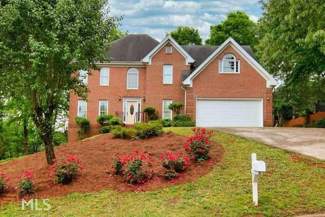 960 White Birch Way, Lawrenceville, GA 30043 (MLS #8977487) :: Keller Williams