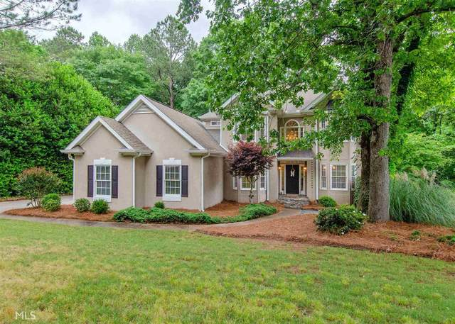 224 Terrane Ridge, Peachtree City, GA 30269 (MLS #8977972) :: The Durham Team