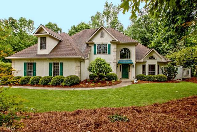 110 Stoneacre Curv, Peachtree City, GA 30269 (MLS #8978010) :: The Durham Team