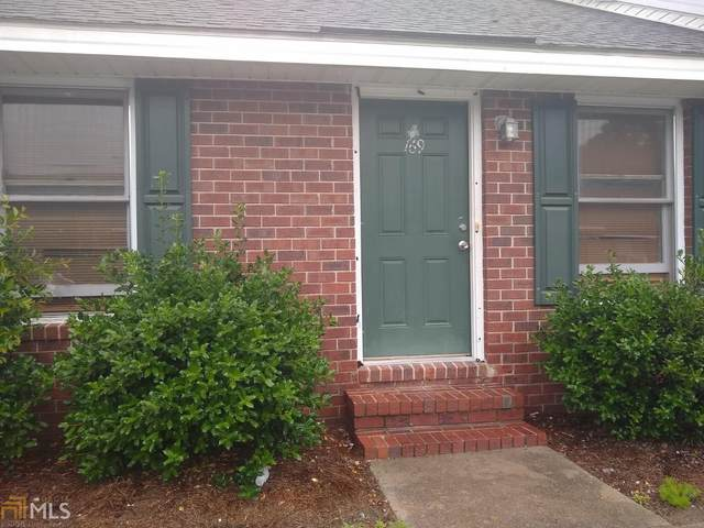 230 Lanier Dr. #169, Statesboro, GA 30458 (MLS #8978040) :: The Durham Team