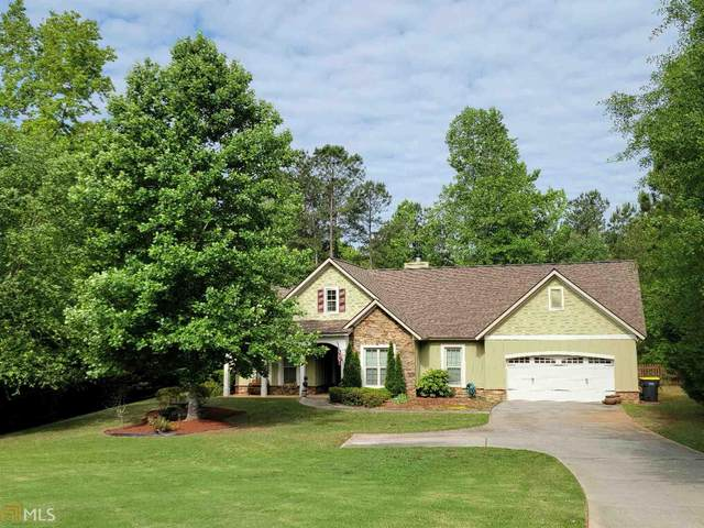 109 Deer Creek Run, Moreland, GA 30259 (MLS #8978045) :: Crown Realty Group