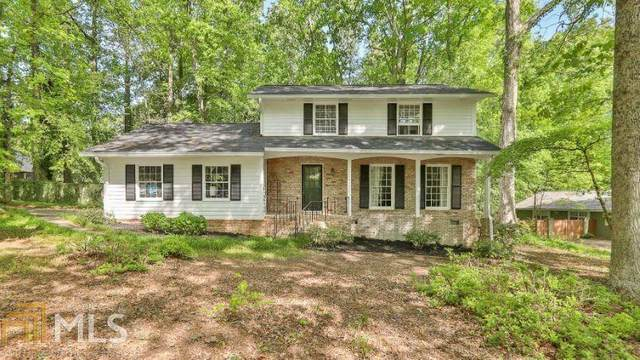 103 Creek Bed Court, Peachtree City, GA 30269 (MLS #8978096) :: The Durham Team