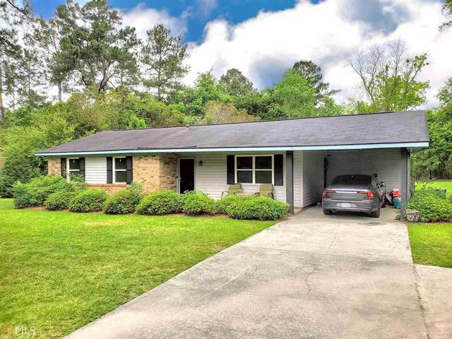 7427 Stilson Leefield Rd, Brooklet, GA 30415 (MLS #8978169) :: Rettro Group