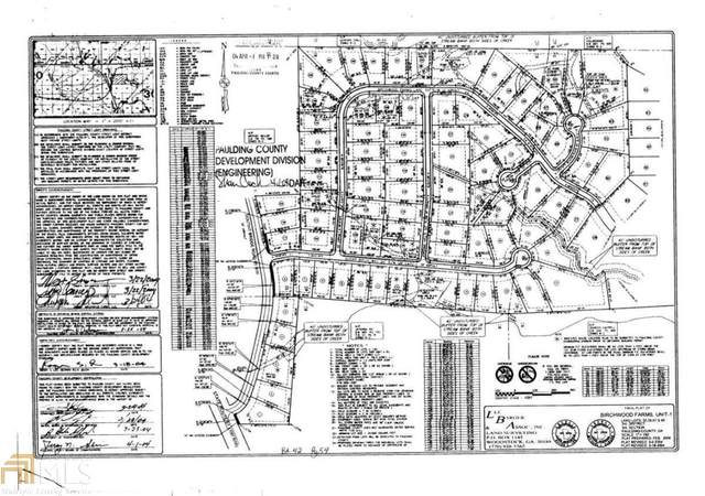 321 Birchwood Farms Ln, Dallas, GA 30132 (MLS #8978176) :: Buffington Real Estate Group