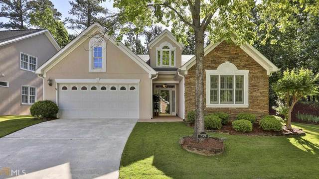 239 Collierstown Way, Peachtree City, GA 30269 (MLS #8978263) :: The Durham Team
